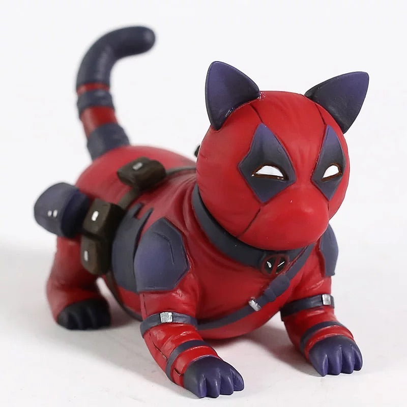 Deadpool Kitty Cat - RedGuardian Art & Toys