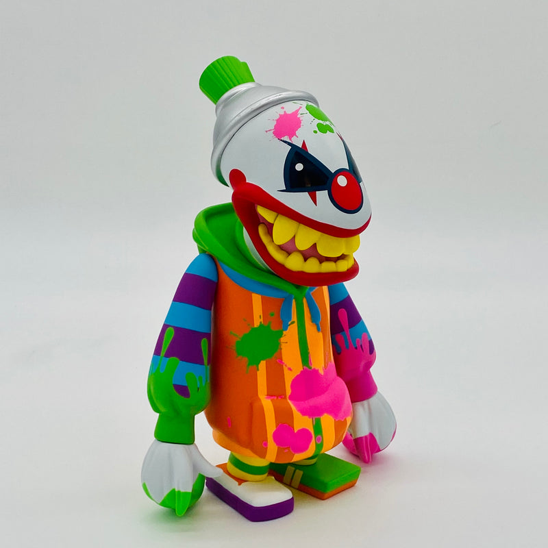 """Creative Clown"" Mad Spraycan Mutant by RedGuardian x Jeremy MadL x Martian Toys"