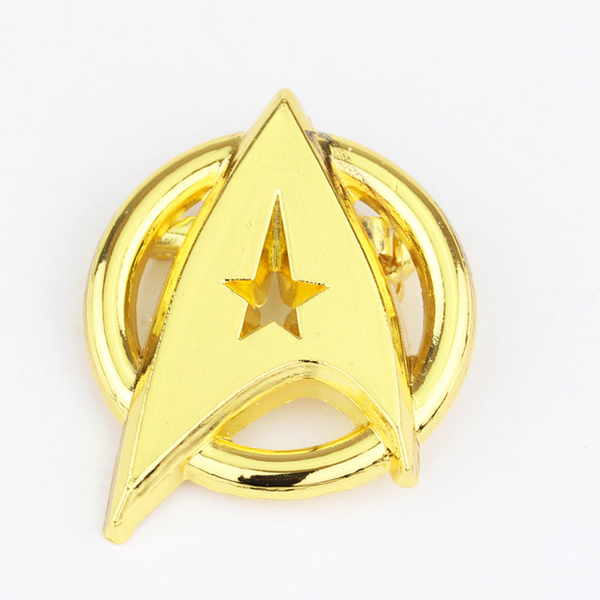 Star Trek Pin - RedGuardian Art & Toys