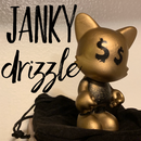 "Janky Drizzle - 3"" Inch - RedGuardian Art & Toys"