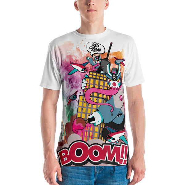 BOOM Clown Teq Men's T-shirt