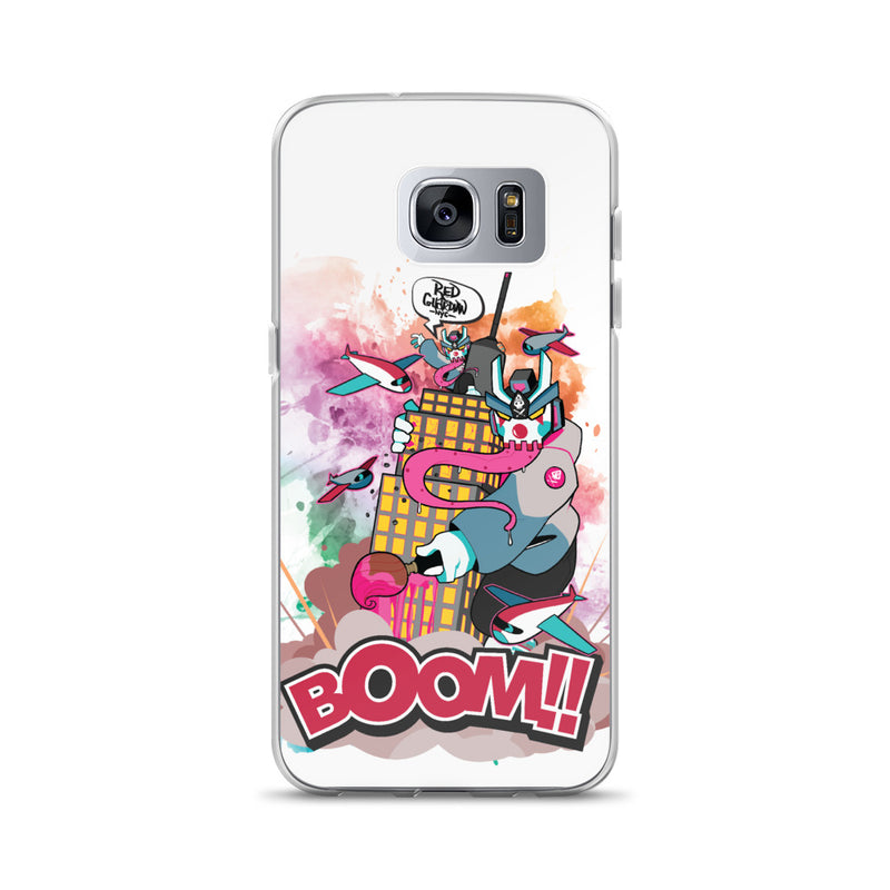 BOOM Clown Teq Samsung Case