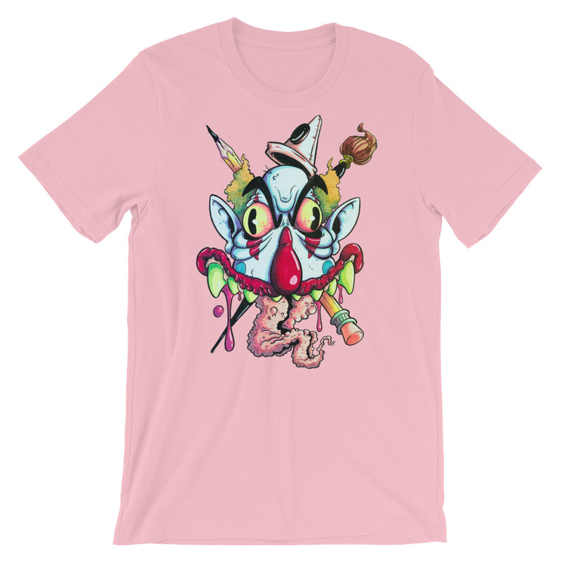 "Official RedGuardian ""Tongues Out!"" Short-Sleeve Unisex T-Shirt - RedGuardian Art & Toys"