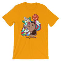 Wonderball Snacking Short-Sleeve Unisex T-Shirt