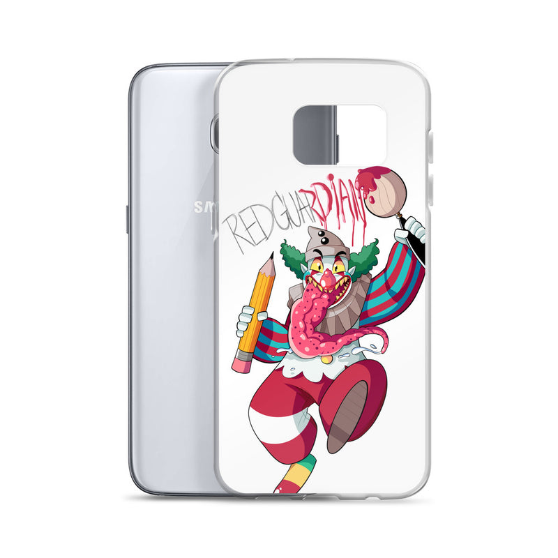 Dancing Clown Samsung Case - RedGuardian Art & Toys