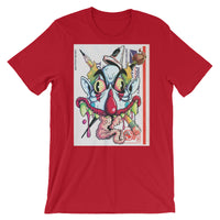 "RedGuardian ""Slap Sticker"" Short-Sleeve Unisex T-Shirt"