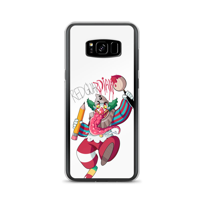 Dancing Clown Samsung Case