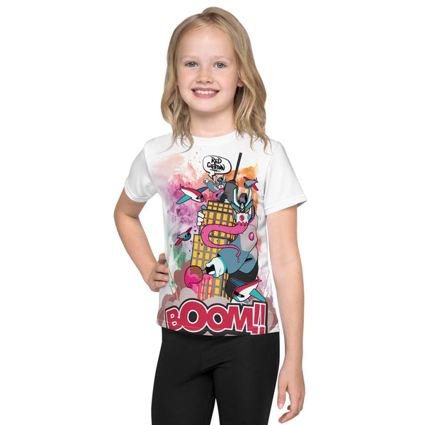 All Kids BOOM Clown Teq T-Shirt