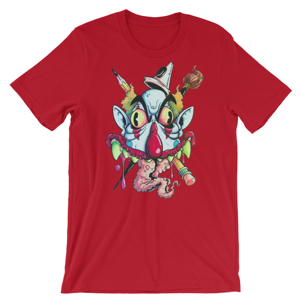 "Official RedGuardian ""Tongues Out!"" Short-Sleeve Unisex T-Shirt"