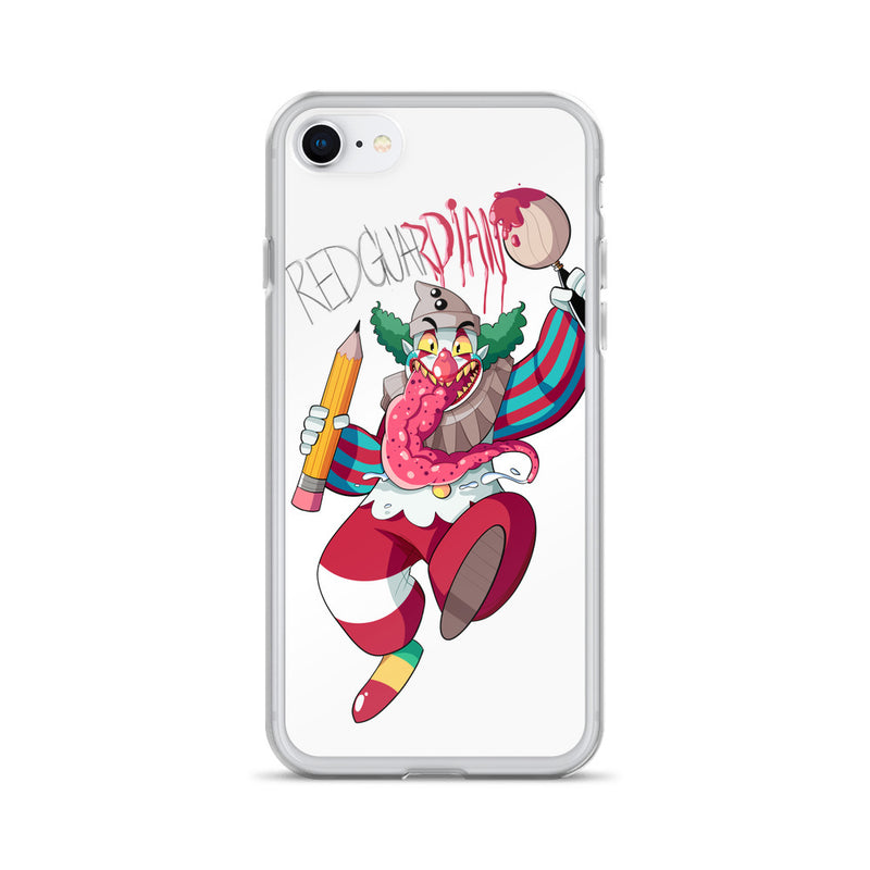 Dancing Clown iPhone Case