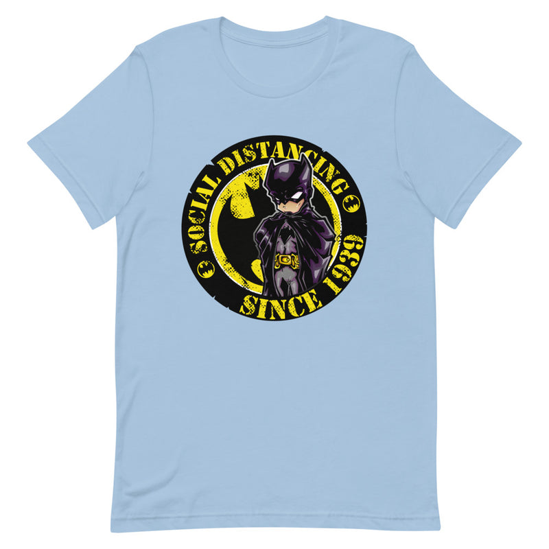 Social Distancing : Batman Short-Sleeve Unisex T-Shirt
