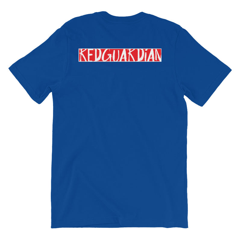 "RedGuardian ""Slap Sticker"" Short-Sleeve Unisex T-Shirt - RedGuardian Art & Toys"
