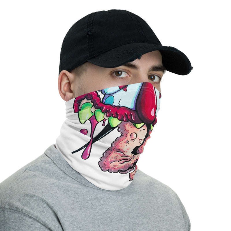 RedGuardian Creative Clown Neck Gaiter