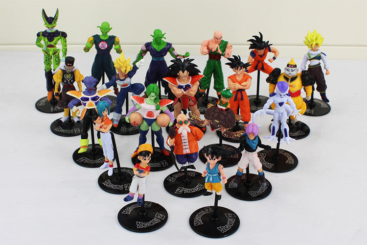 Dragon Ball Action Figures 20Pcs/Lot