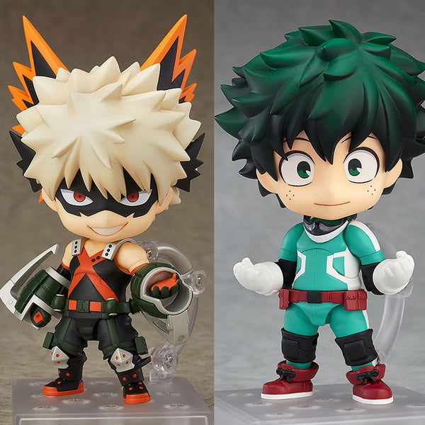 My Hero Academia collection models - RedGuardian Art & Toys