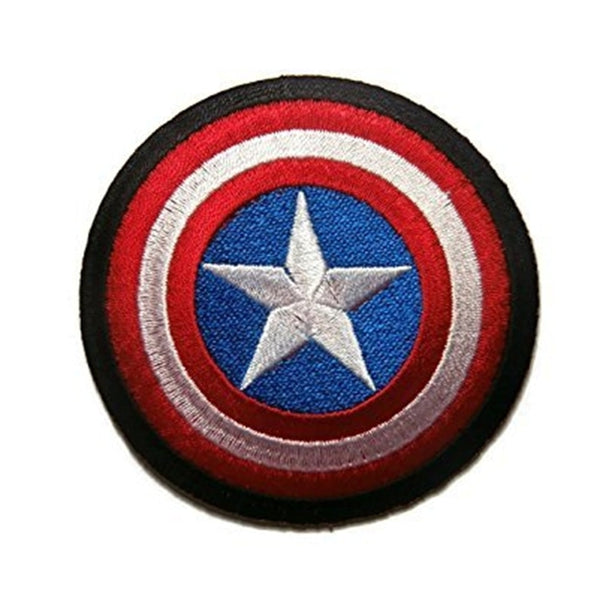 Captain America The First Avenger Shield Patch - RedGuardian Art & Toys