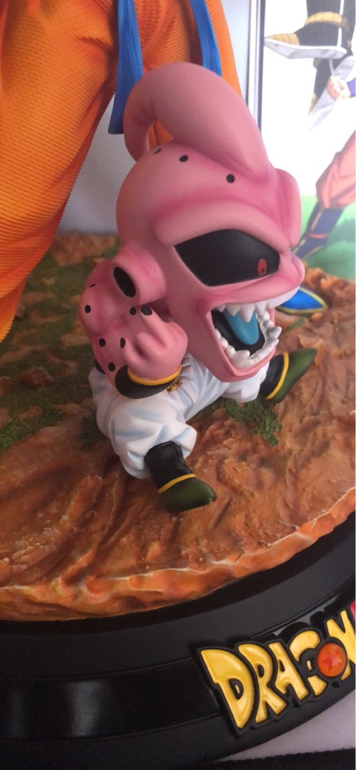 Dragon Ball Z Majin Buu Action Display Figure - RedGuardian Art & Toys