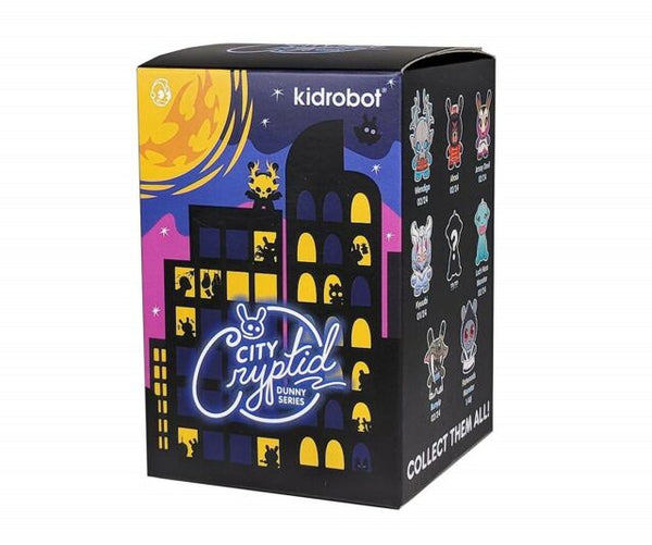 Kidrobot City Cryptid Dunny Blind Box Mini-Figure