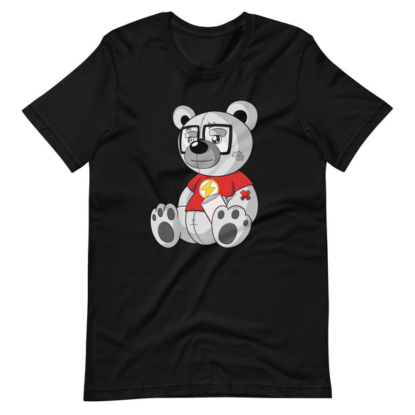 Nerdy Deeds Bear Short-Sleeve Unisex T-Shirt