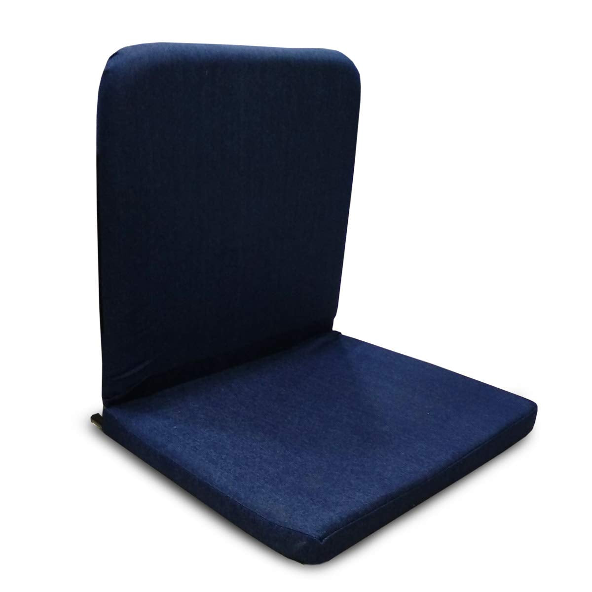 Kumaka | Folding Yoga Meditation Chair | Right Angle Back Support Portable Relaxing Chair