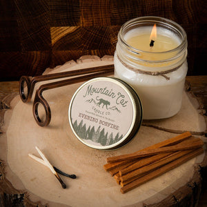 Evening Bonfire - Mountain Cat Candle Co.