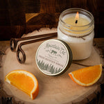 Fresh Mountain Mimosa - Mountain Cat Candle Co.
