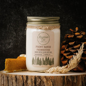 Front Range Farmhouse Candles Mountain Cat Candle Co