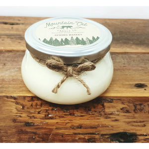 Rustic Farmhouse Honeypot Candle - Mountain Cat Candle Co.