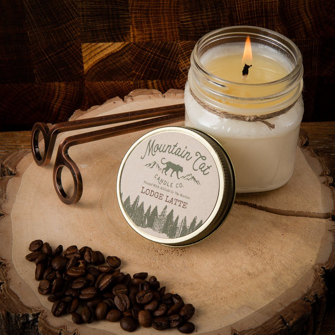 Lodge Latte - Mountain Cat Candle Co.