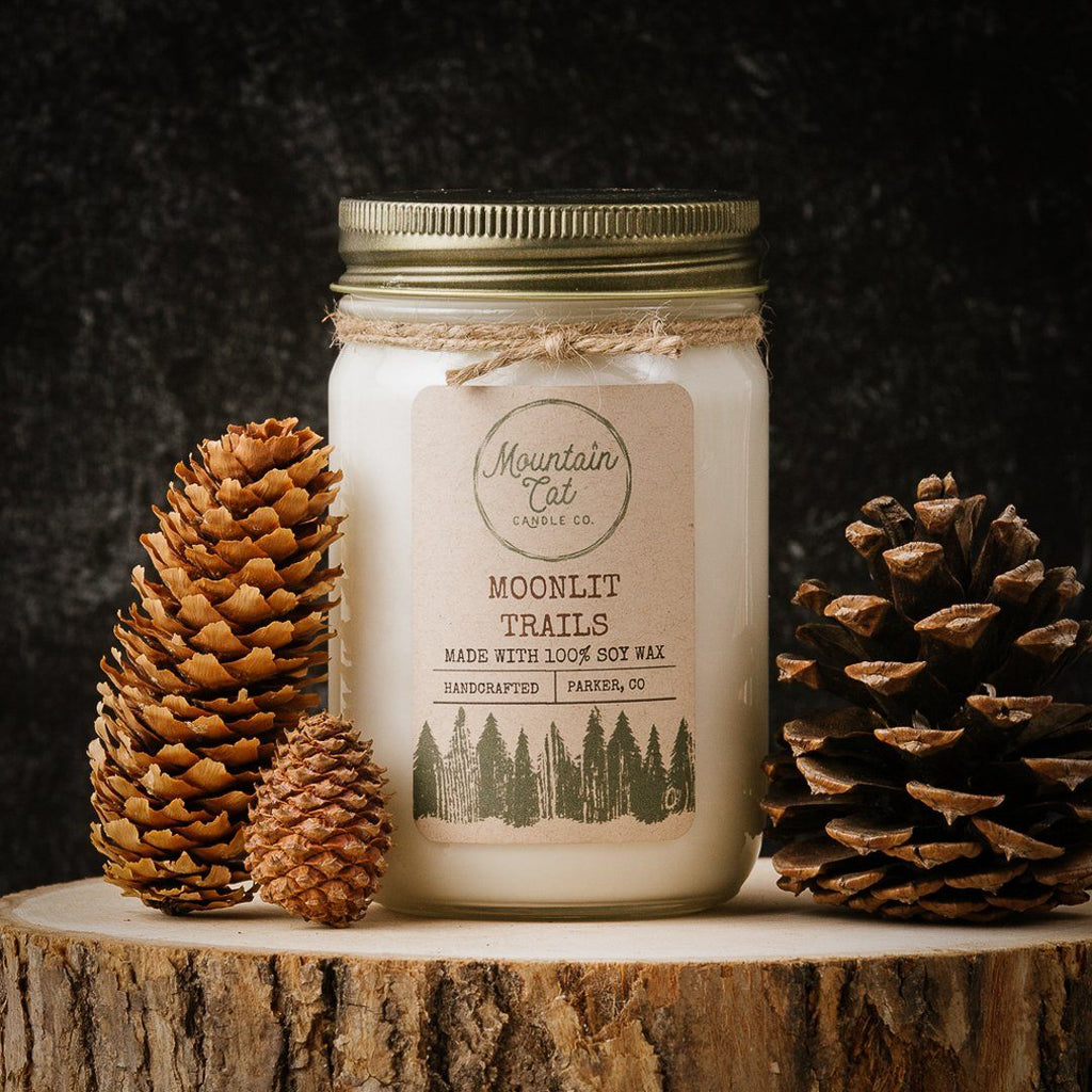 Moonlit Trails - Mountain Cat Candle Co.