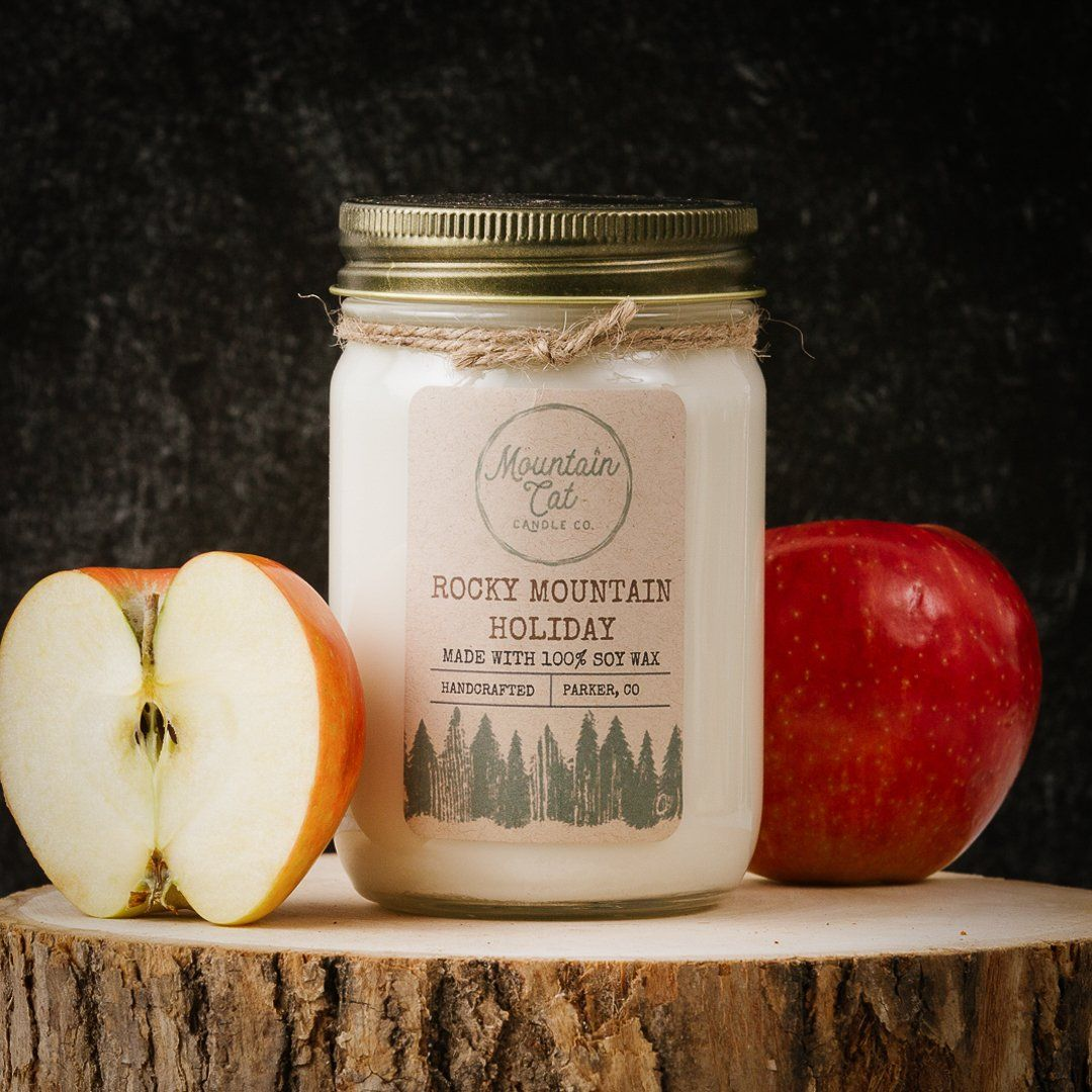Rocky Mountain Holiday - Mountain Cat Candle Co.