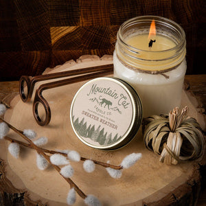 Sweater Weather - Mountain Cat Candle Co.