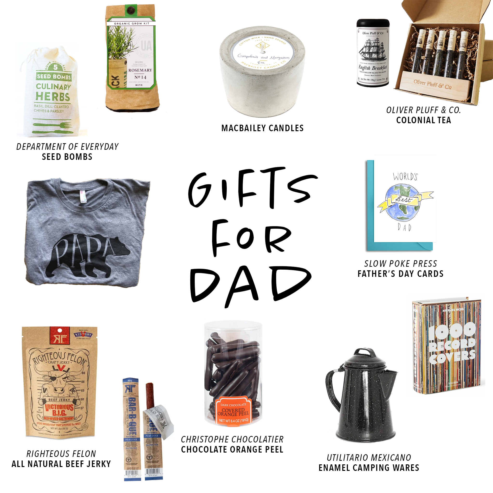 Gifts for Father's Day