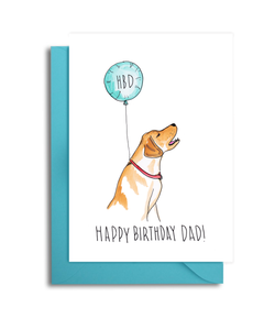 Happy Birthday from the Yellow Lab