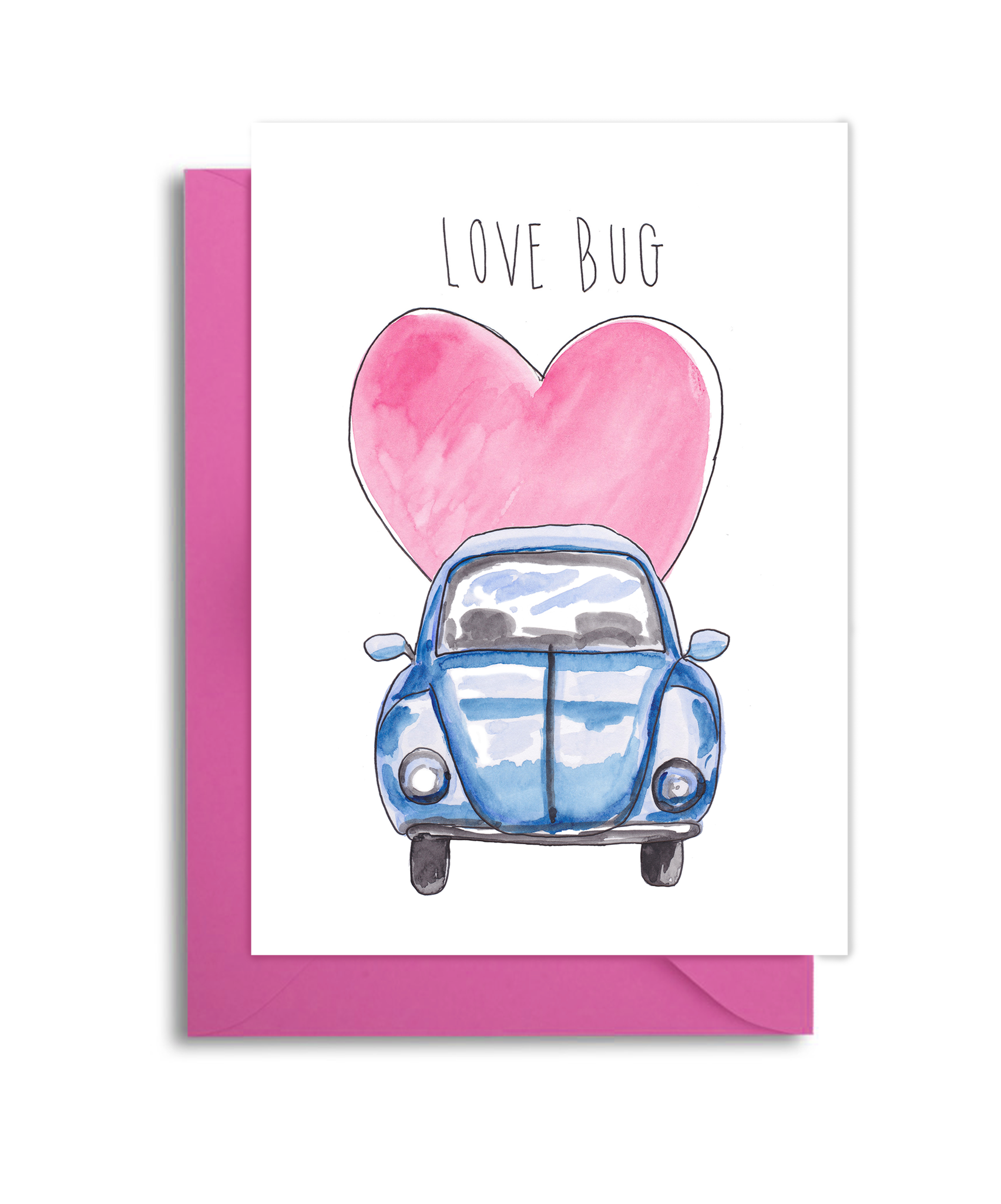Love Bug Card