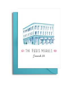Paris Market Card