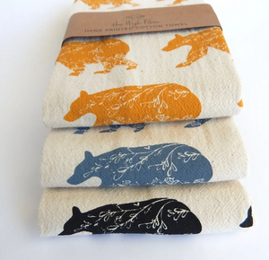 The High Fiber Cotton Kitchen Towels