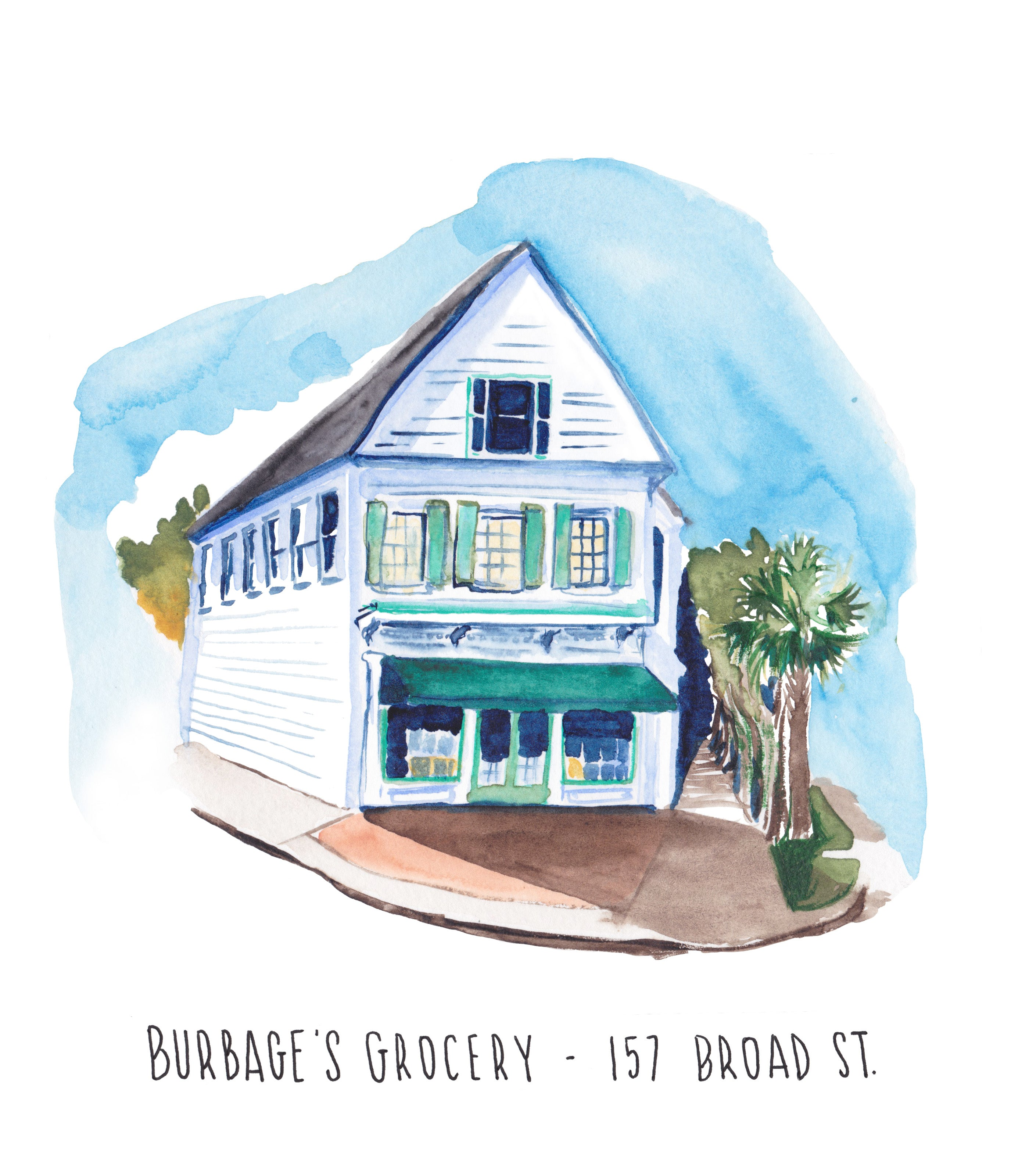 Burbage's Grocery
