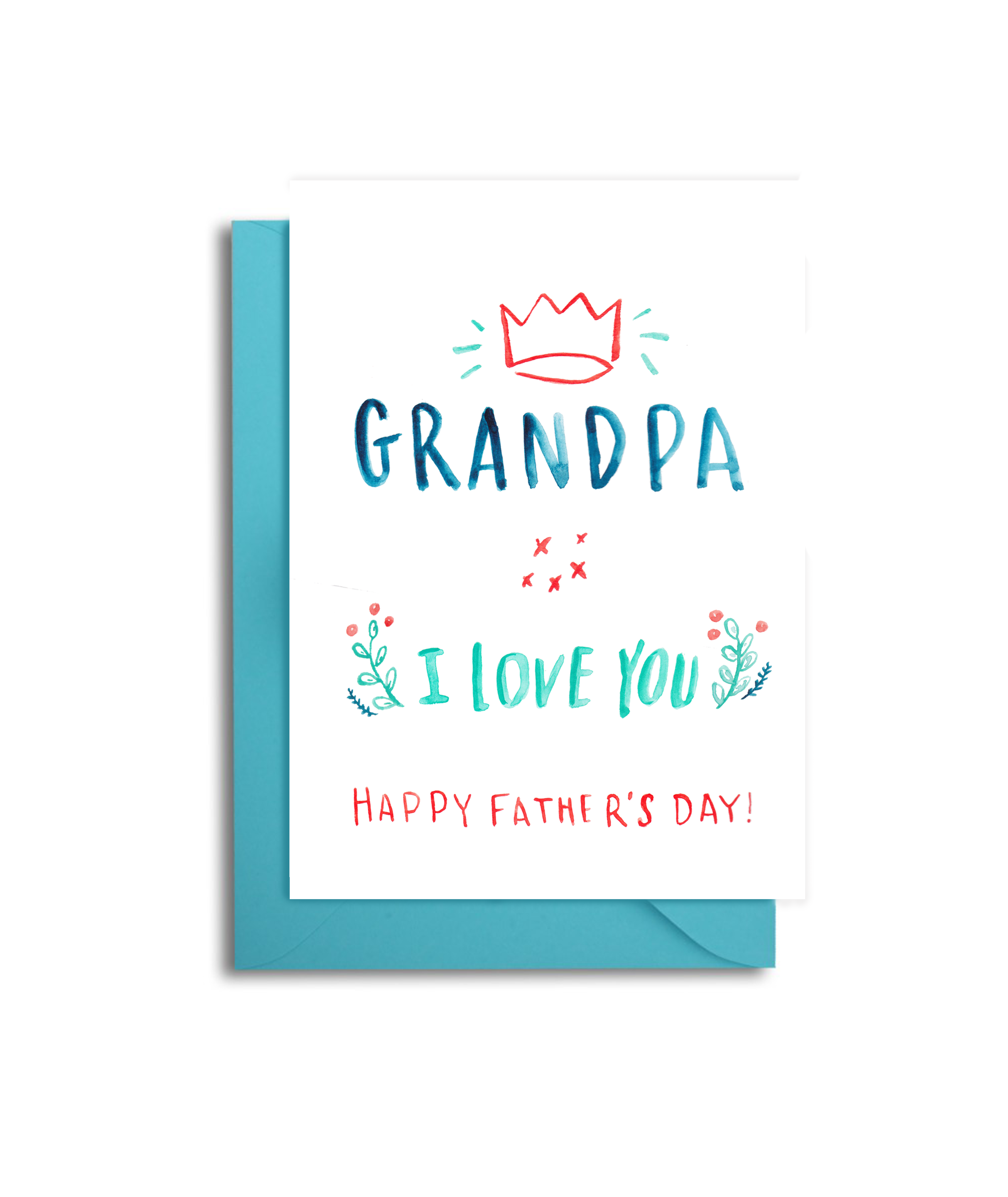 Father Figure Father's Day Card - Father's Day for Step Dad - Fathers Day Card for Grandpa - Father's Day for Uncle - Father-in-law Father's Day