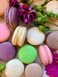 Galentine's Day Macaron Painting Workshop February 13th, 2020