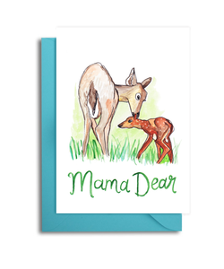 Mother's Day Mama Dear Card
