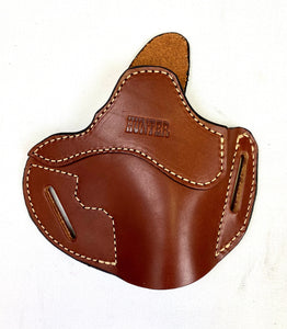Hunter Company Universal Leather Holster - Made in America Since 1952