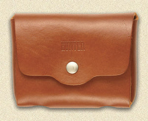 Pistol Pouch - Chestnut Brown