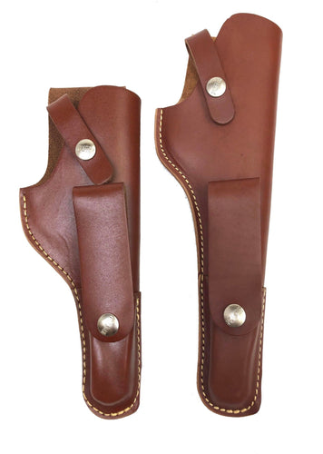 Belt Holster with Magazine Case - 1111 Series
