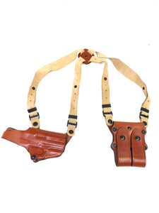Pro-Hide™ Shoulder Rig Holster with Magazine Pouch - 5100 Series