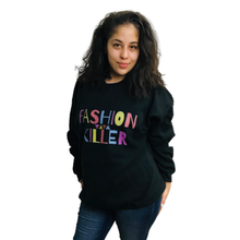 Load image into Gallery viewer, Fashion Killer Sweatshirt