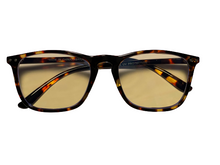 Load image into Gallery viewer, Tortoise Blue-light Eyeglasses