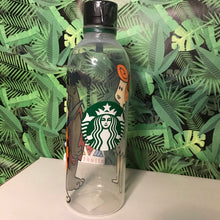Load image into Gallery viewer, The Flintstones Starbucks Waterbottle