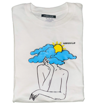Load image into Gallery viewer, Head in the Clouds Tee