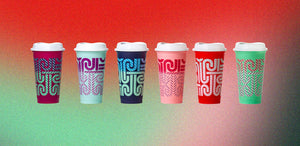 Starbucks Hot Color Changing Cups